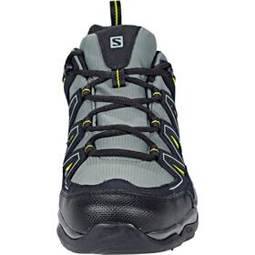 Salomon Arcalo GTX kengät Miehet, beetle/black/lime punch